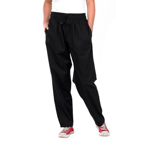 Beeswift Chefs Trousers Black Large CCCTBLL