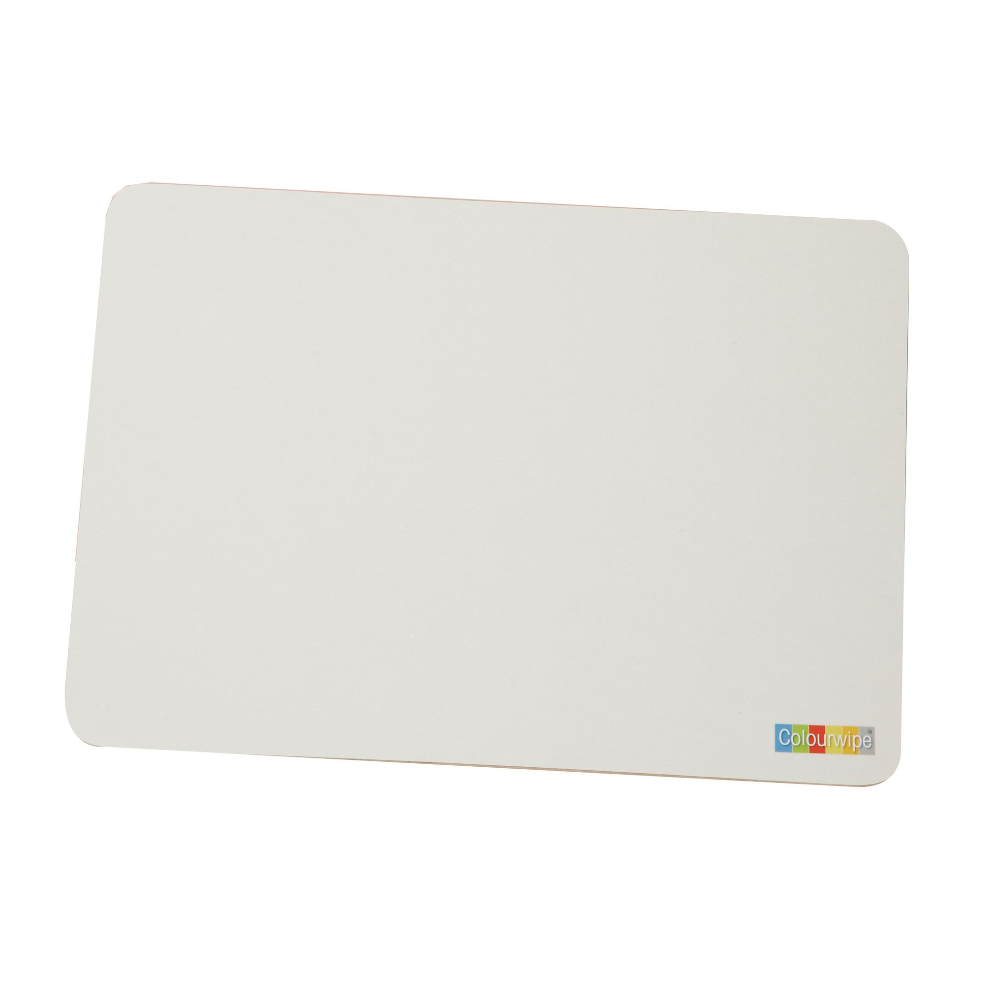 Adboards Colourwipe Board A4 White/White (5) JUCL-05A4-99