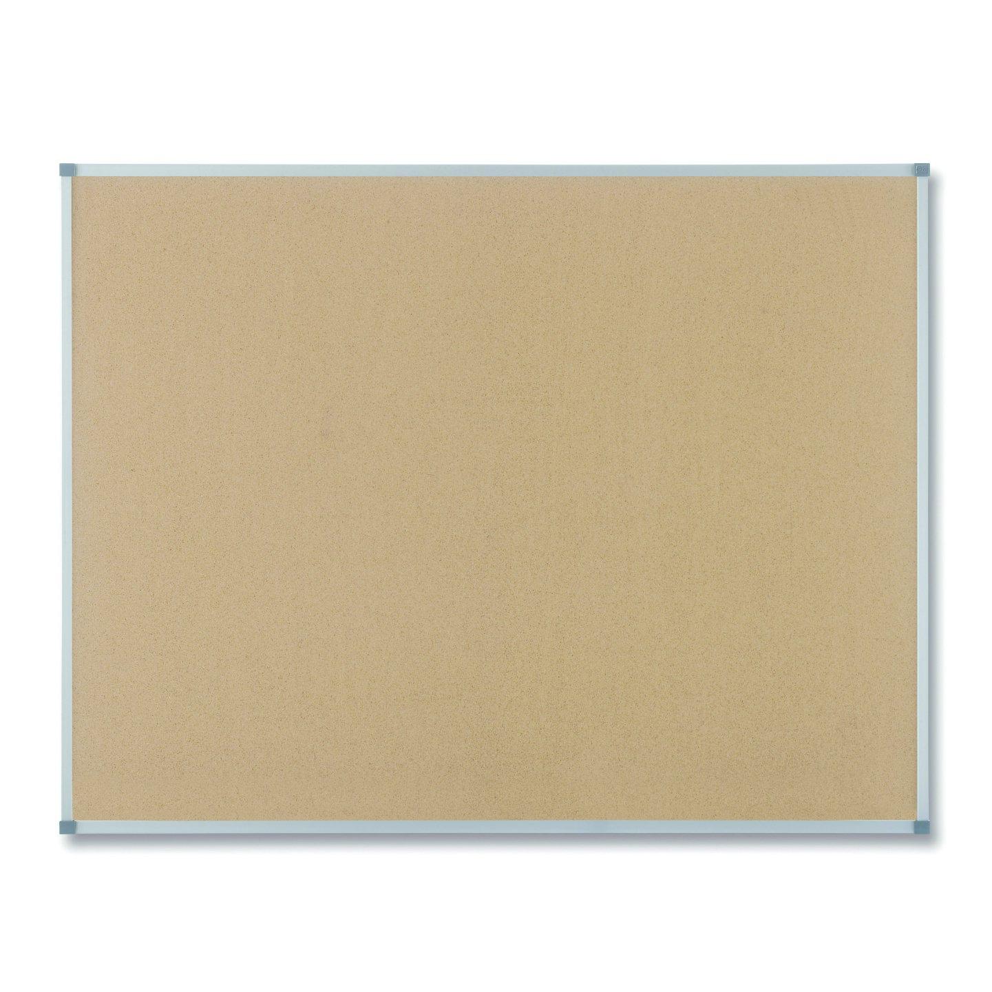 Nobo Basic Aluminium Trim Cork Noticeboard 1200x900mm 1904064