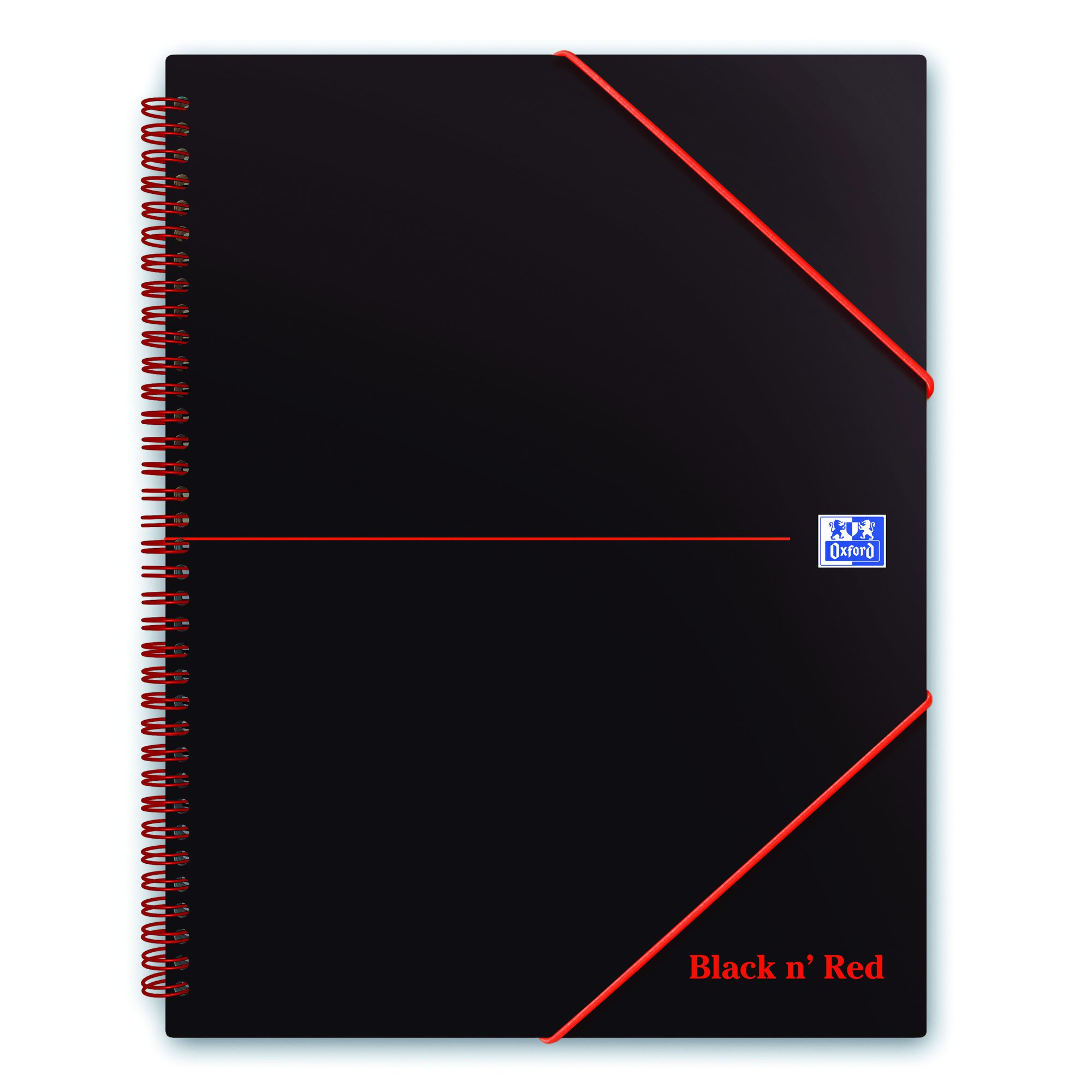 Oxford Black n Red Meeting Book A4+ 160pages 100104323