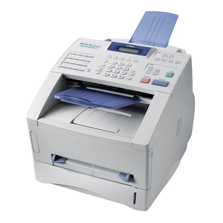 Image for Brother Plain Paper Laser Fax Machine 8360P