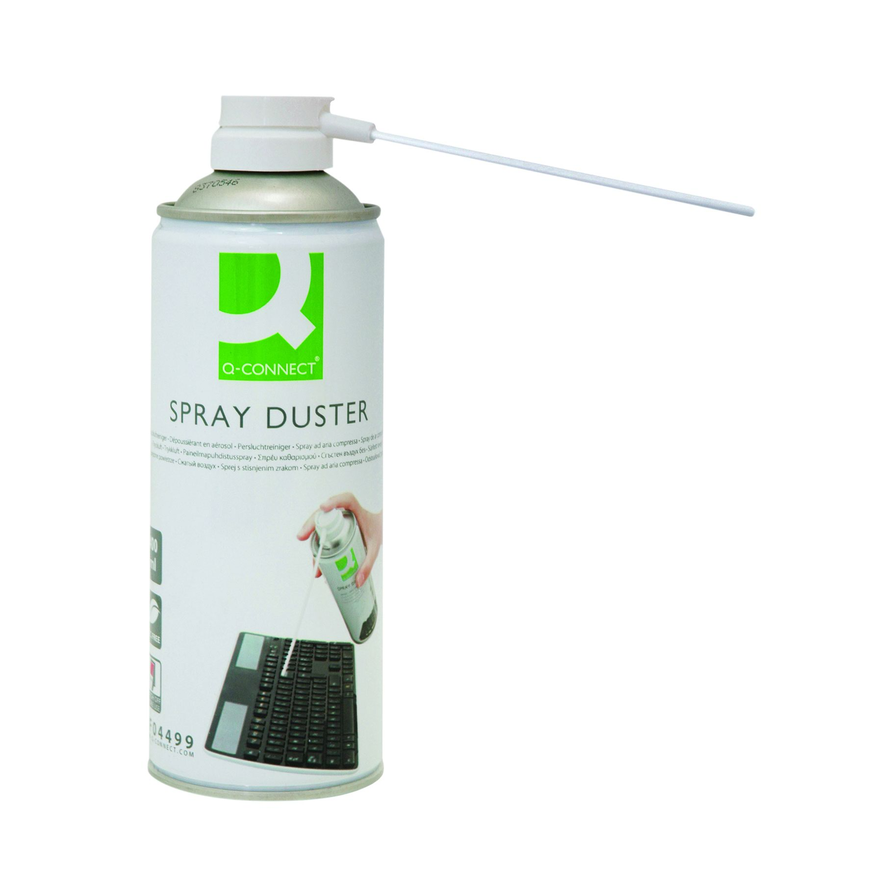 Value Air Duster HFC Free 400ml