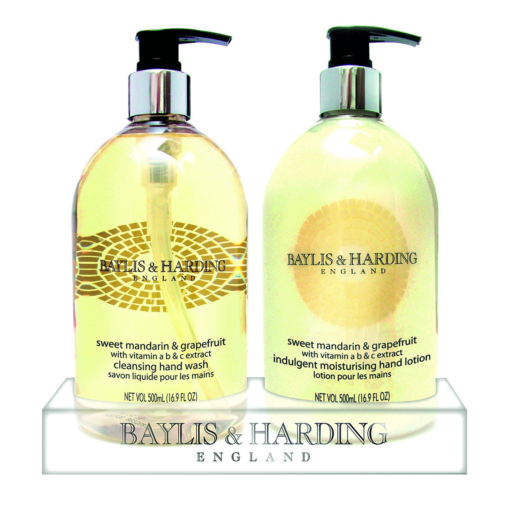 Baylis & Harding Hand Wash & Lotion Set VBHBM2BTLMG