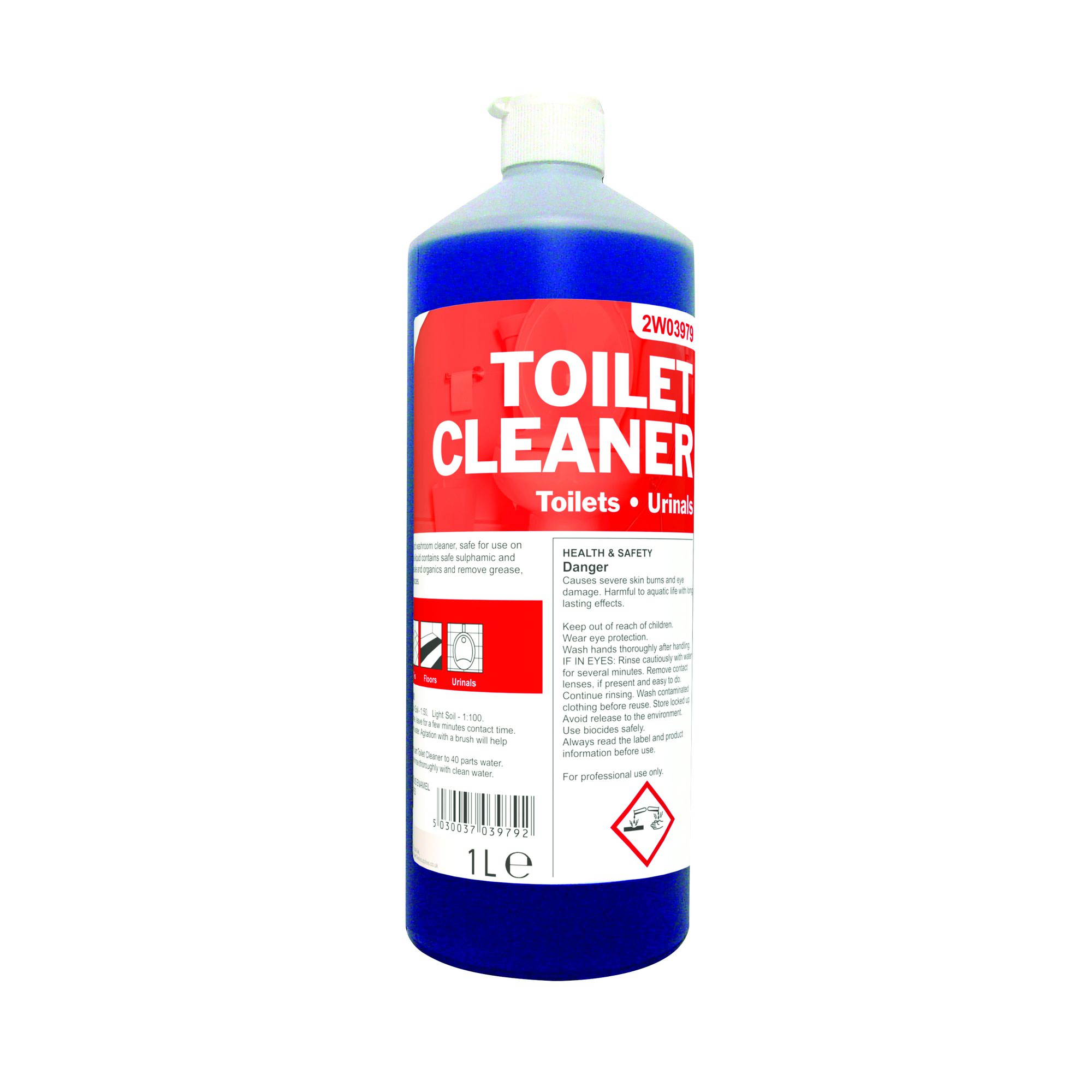 Daily Use Perfumed Toilet Cleaner 1 Litre