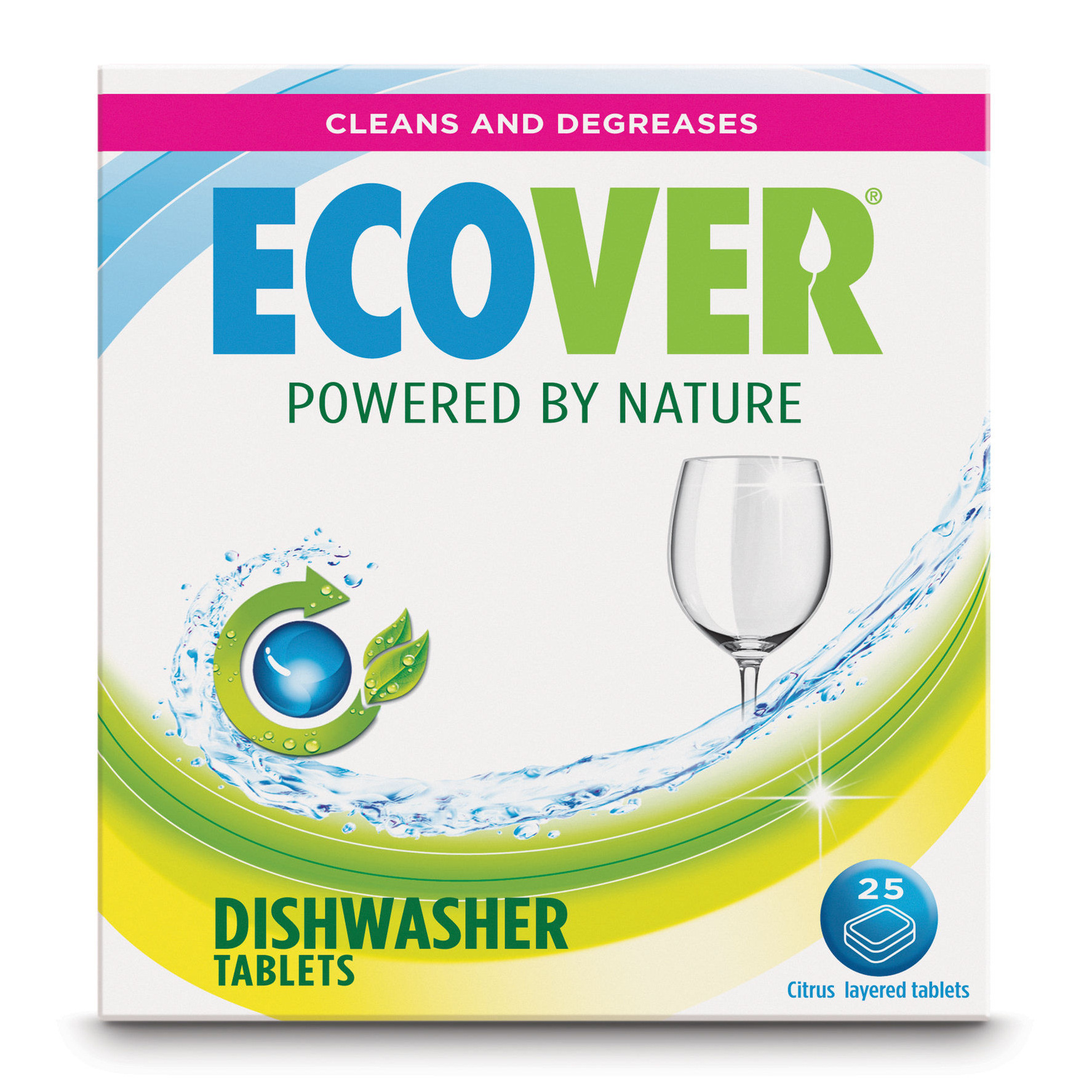 Ecover Dishwasher Tablets (25) KEVDT