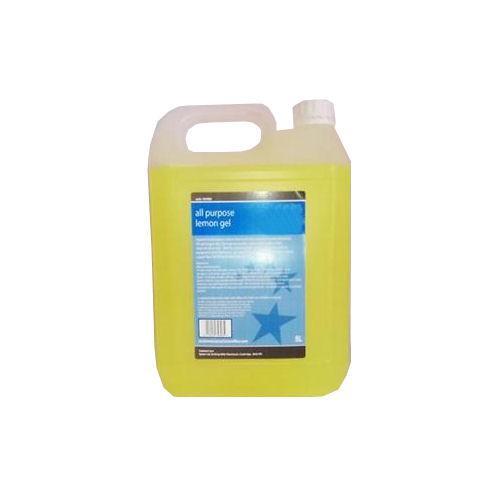 All Purpose Cleaning Gel Lemon 5 Litre