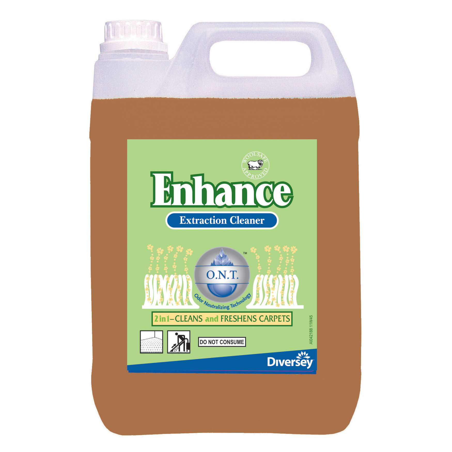 Diversey Carpet Enhance Extraction Cleaner 5 Litre 411100