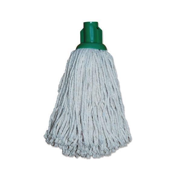 Standard Socket Mop Head Green 350g