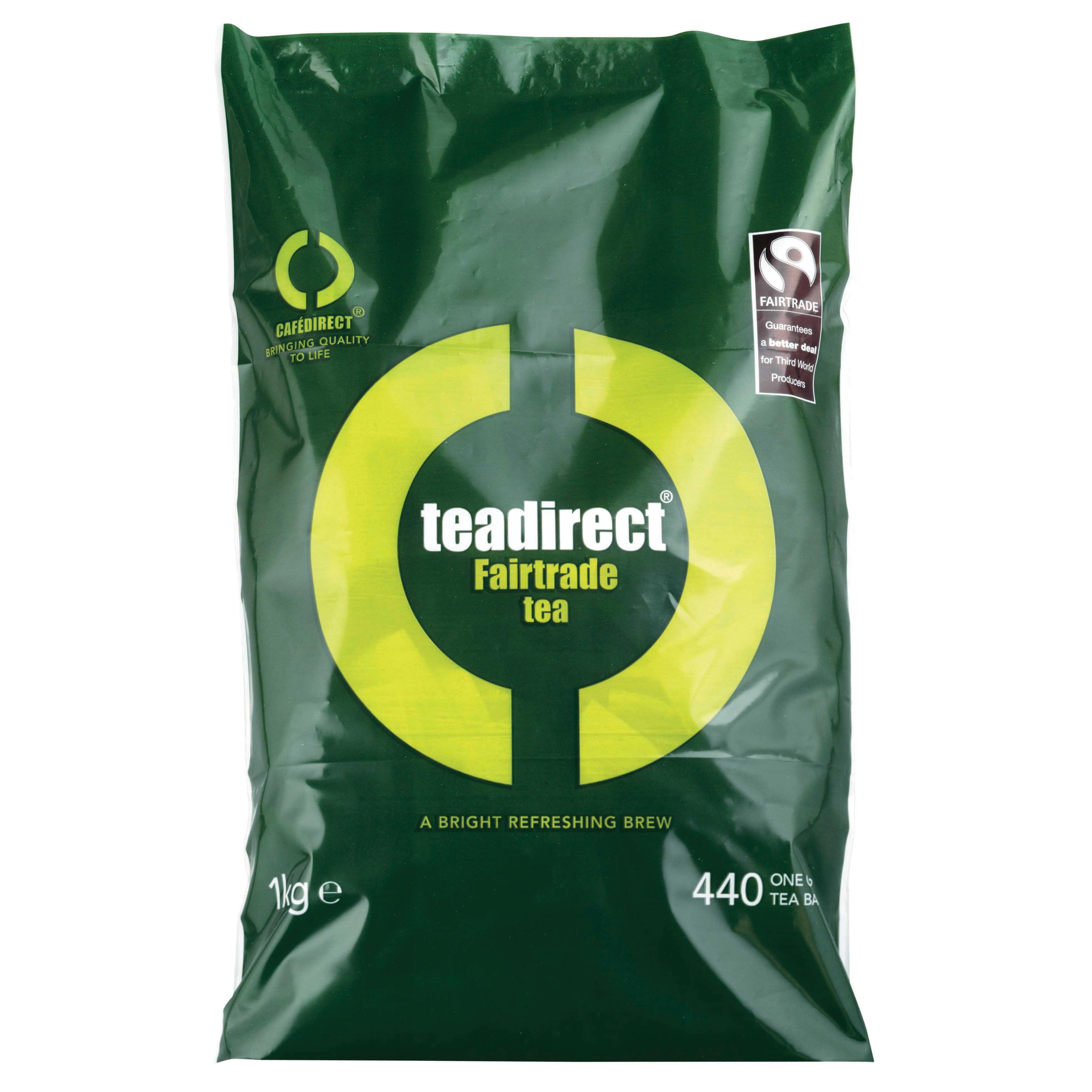 Clipper Fairtrade Tea Bags (440)