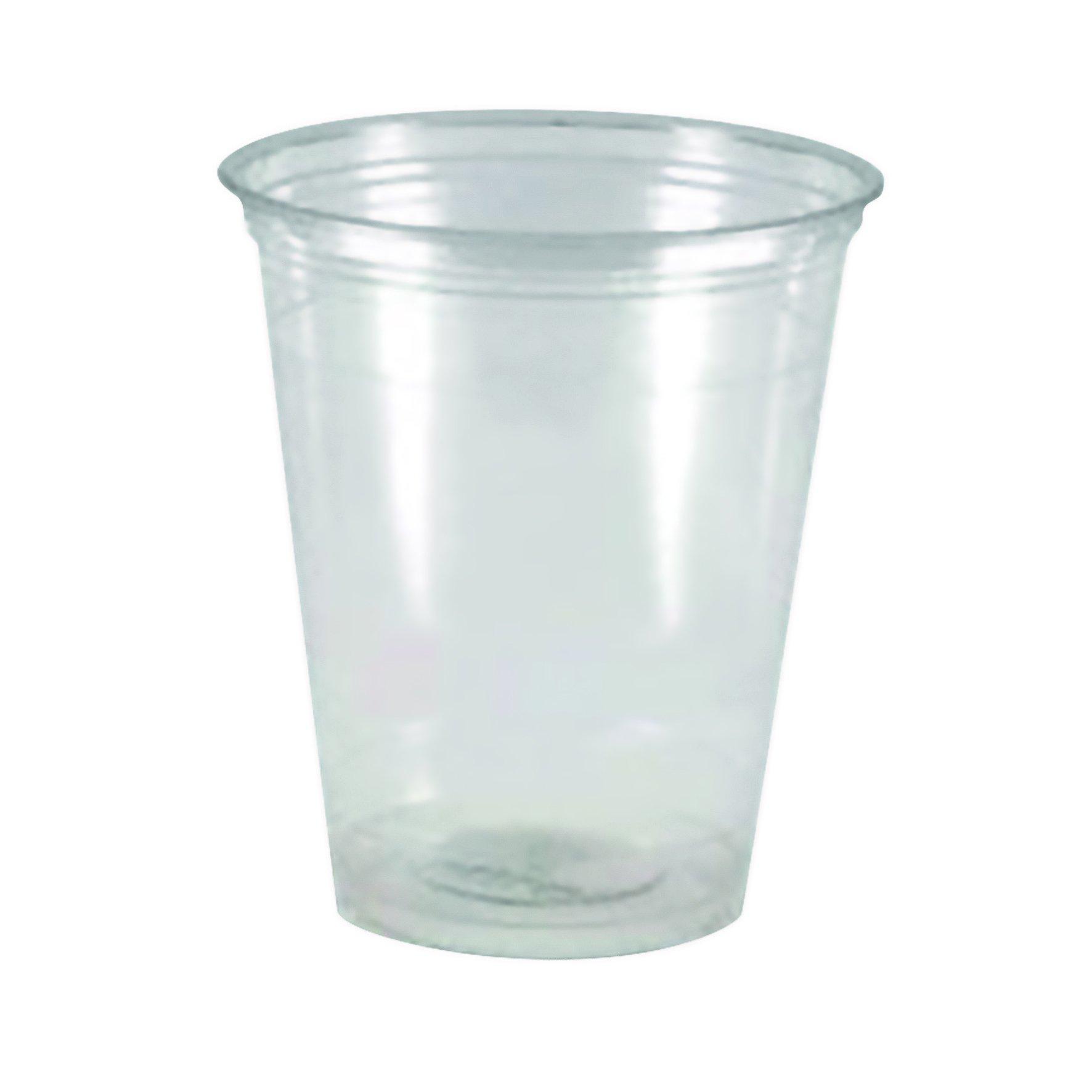 Non Vending Plastic Cups Clear 7oz (1000)