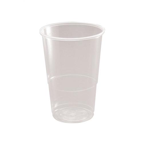 Plastic Half Pint Glass (50)