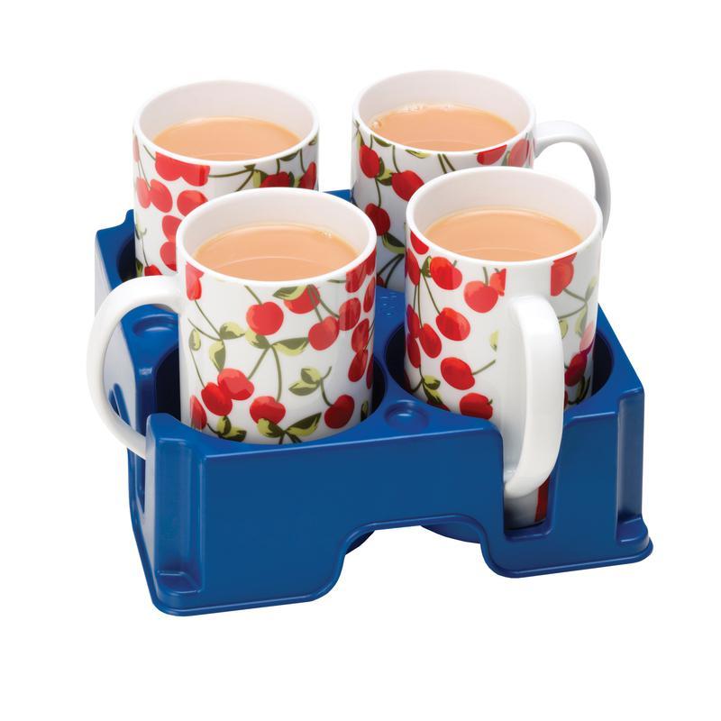 Muggi Mug Carrier/Tray Blue MUG002