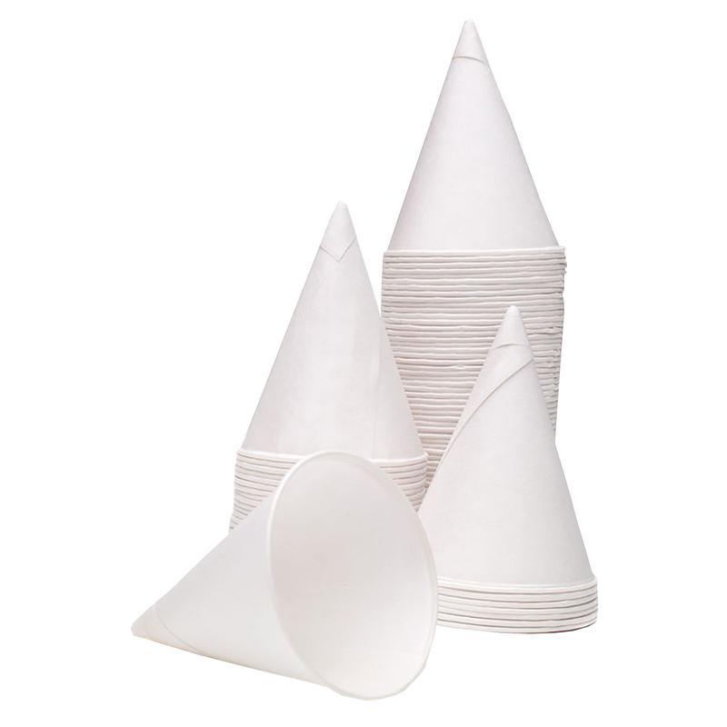 Water Cones 4oz [Pack 5000]