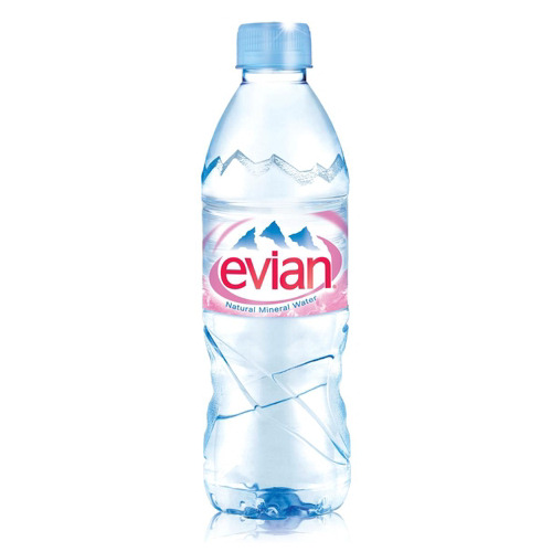 Evian Mineral Water 500ml (24)