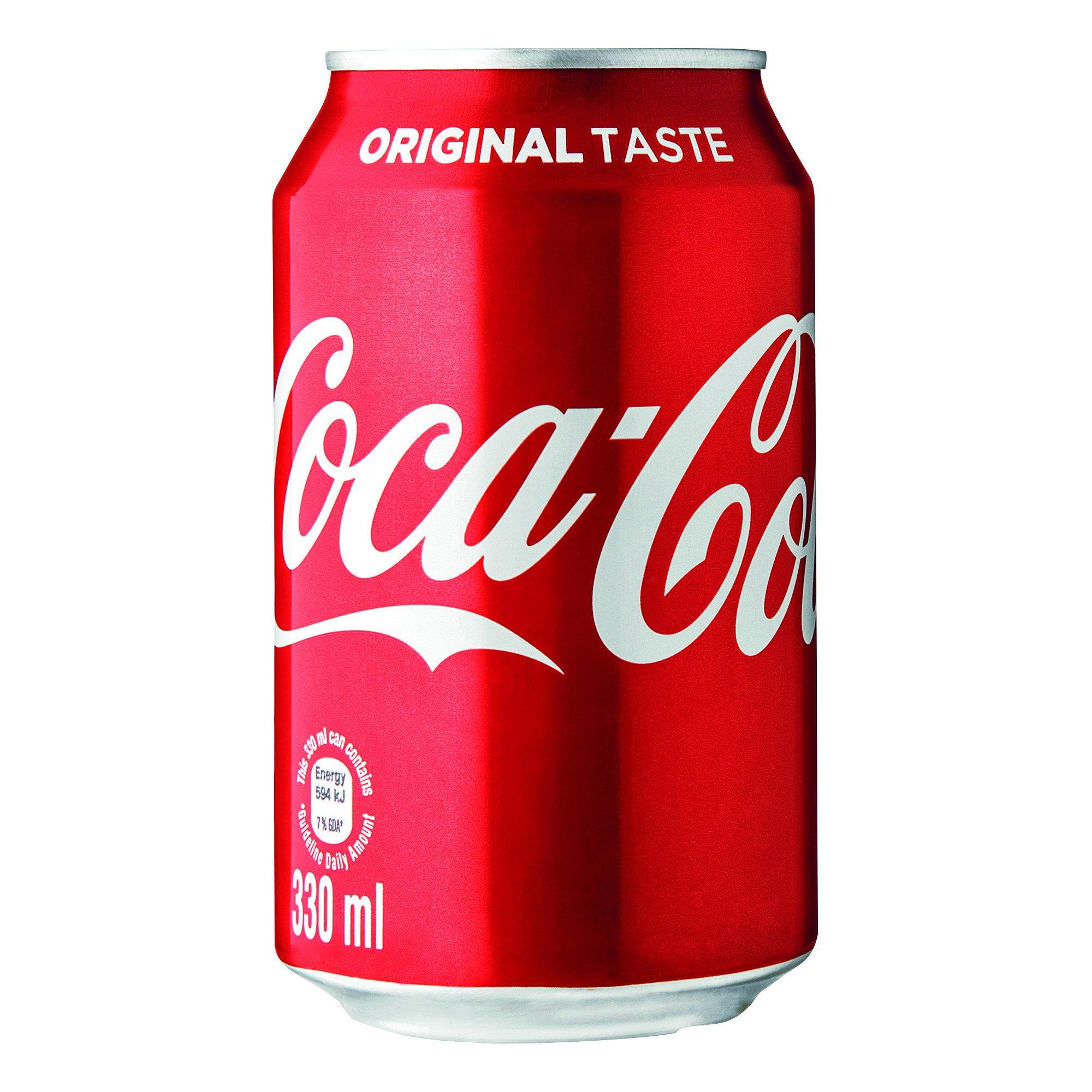 Coca-Cola Can 330ml (24)