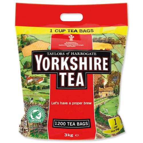 Yorkshire Tea Tea Bags (1200)