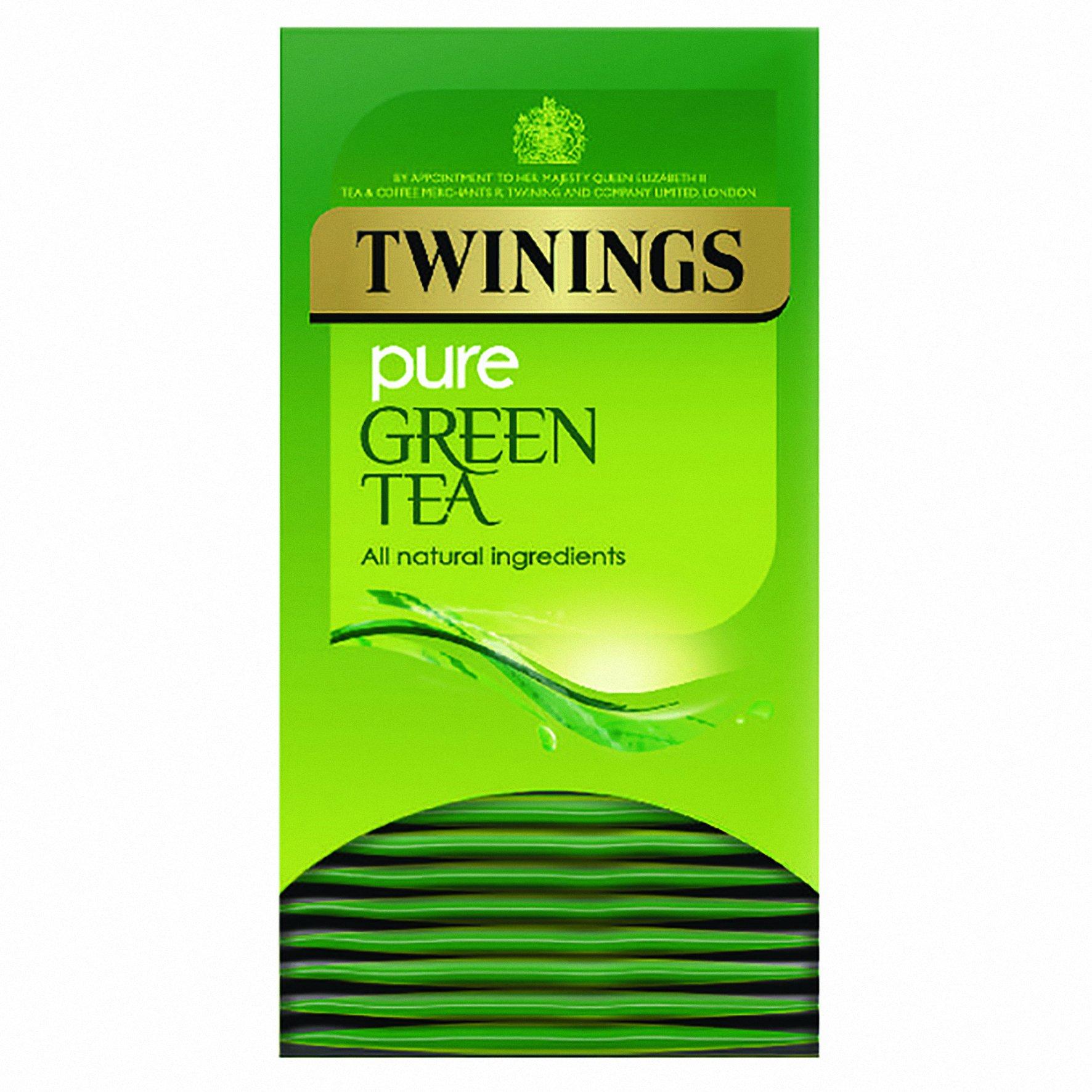 Twinings Pure Green Tea (20)