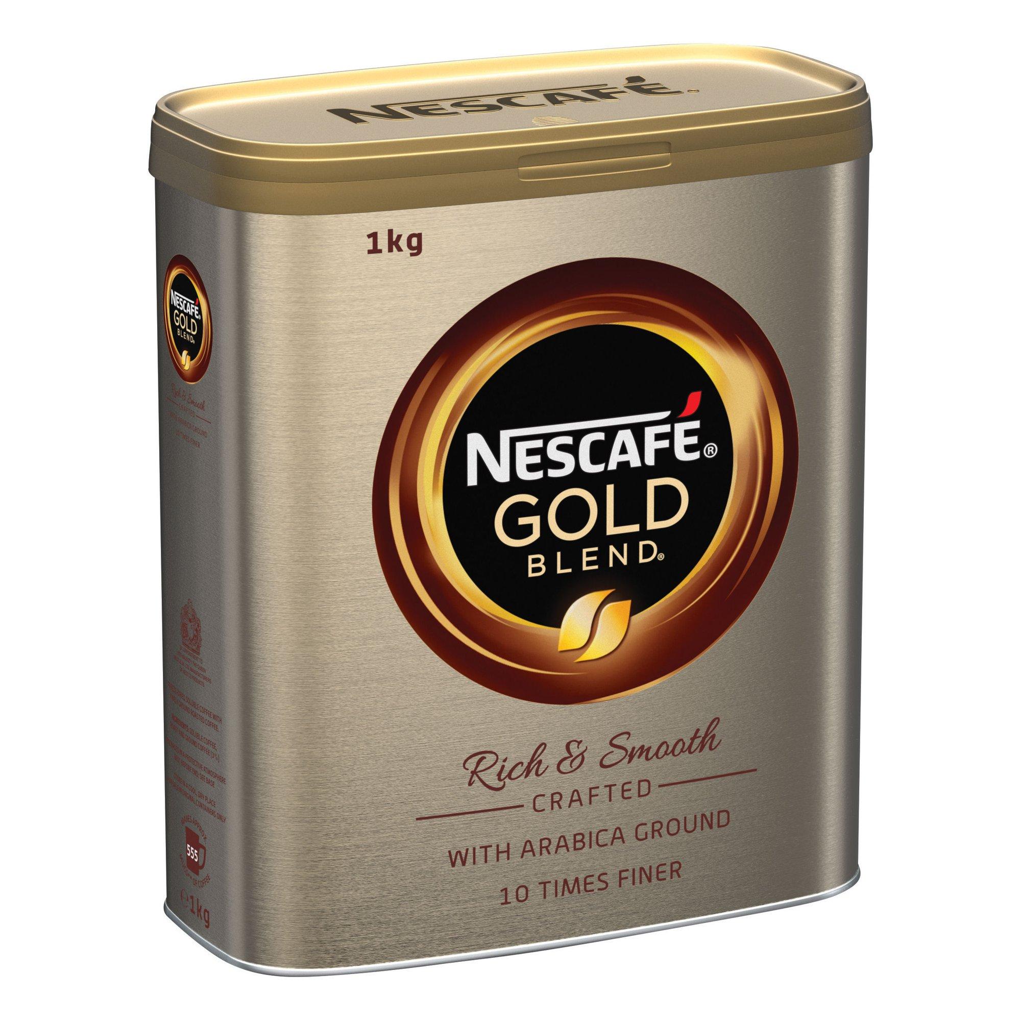 NESCAFE GOLD BLEND Coffee Granules 1kg