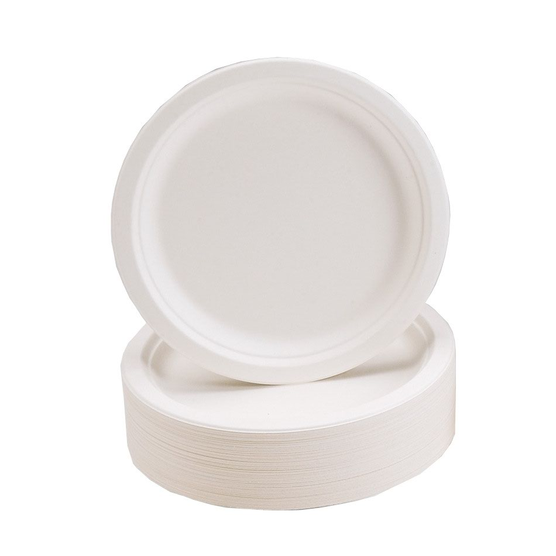 Disposable Rigid Plates 230mm (50)