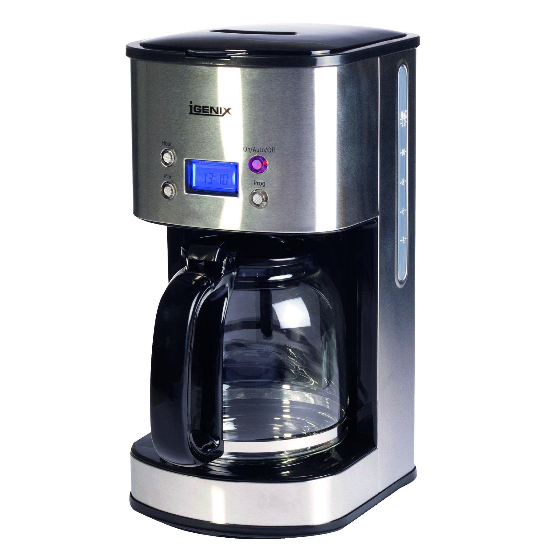 Igenix Digital Coffee Maker IG8250
