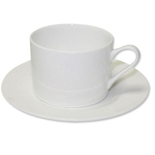 Serenity China Tea Set White SR2CT