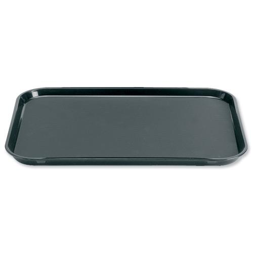 Non Slip Tray 290x390mm Black