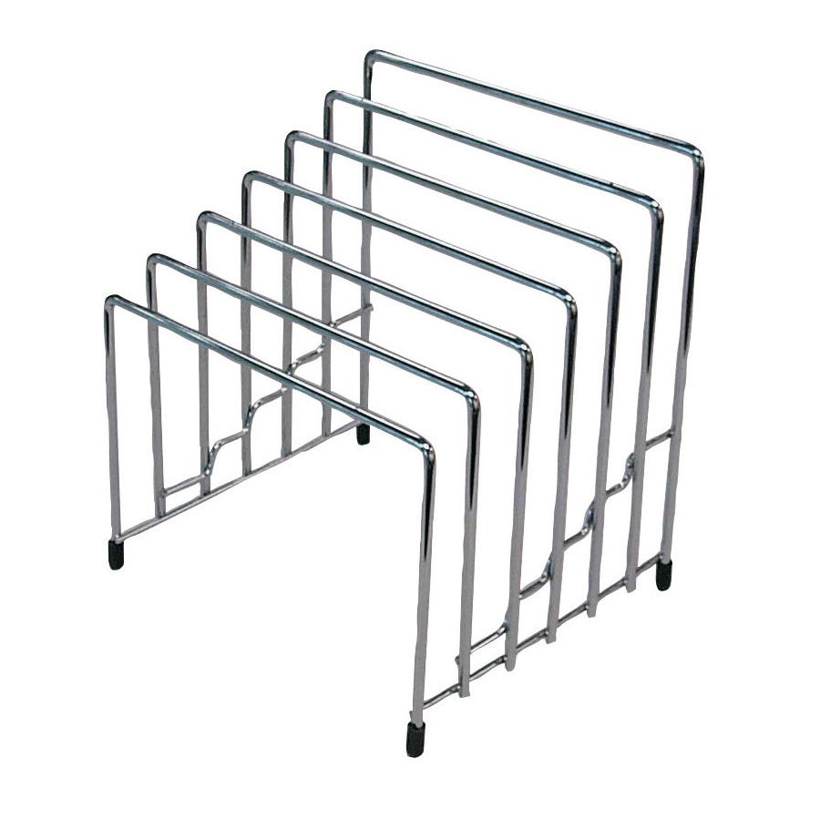 S/Steel Chopping Board Rack