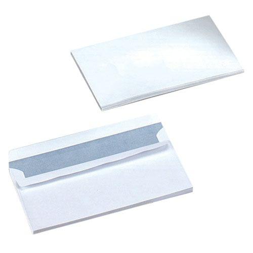 Value Wallet Envelopes Self-Seal DL White 90gsm (500)