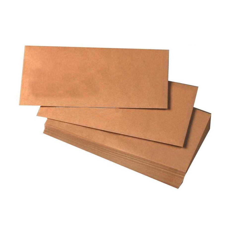 Image for Value Wallet Envelopes Gummed DL Manilla 70gsm (1000)