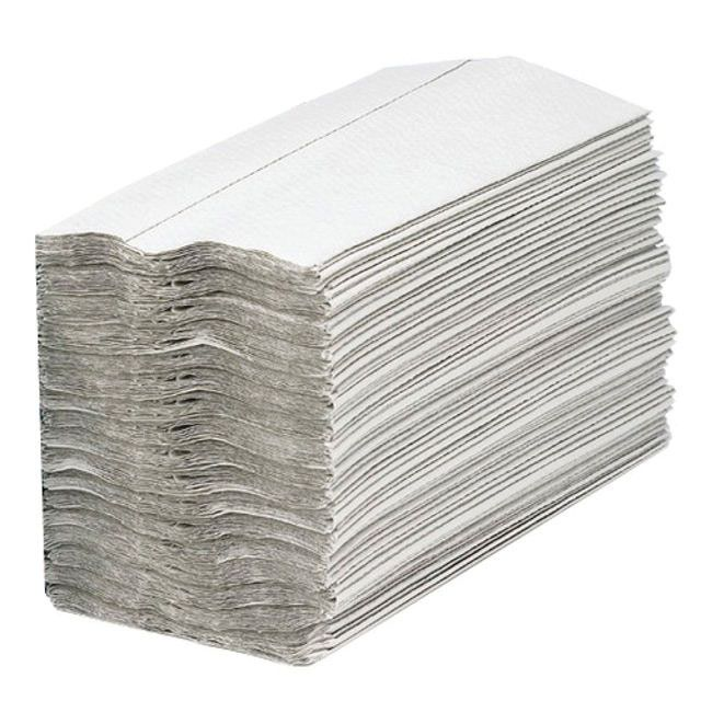 Hand Towels 1Ply C-Fold 310x225mm White (2955)