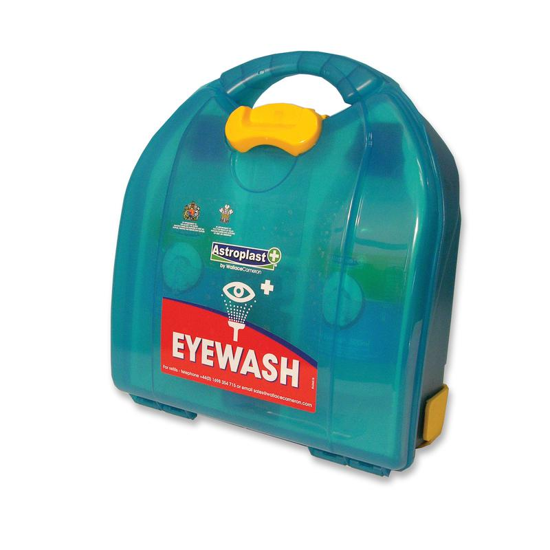 Wallace Cameron Mezzo Eyewash Dispenser 1006084