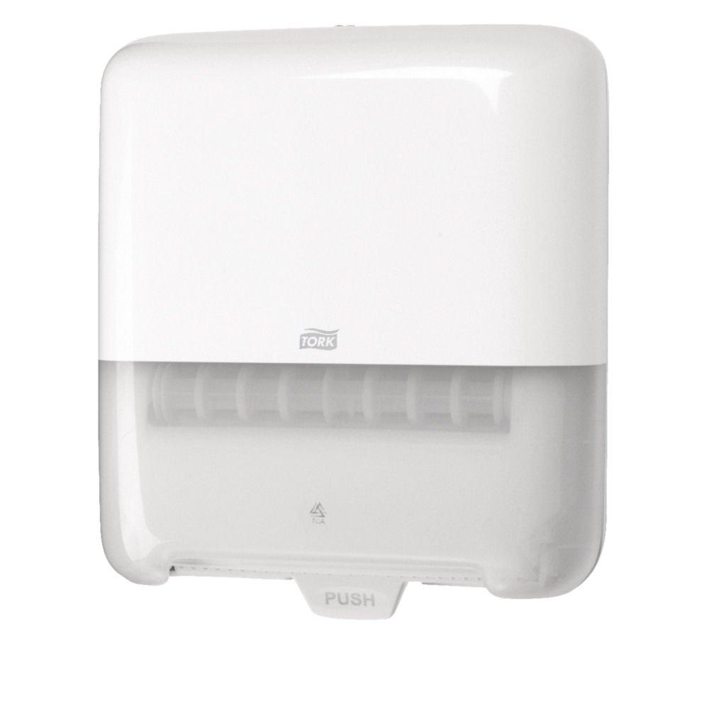 Tork Matic H1 Hand Towel Roll Dispenser White Ref 551000