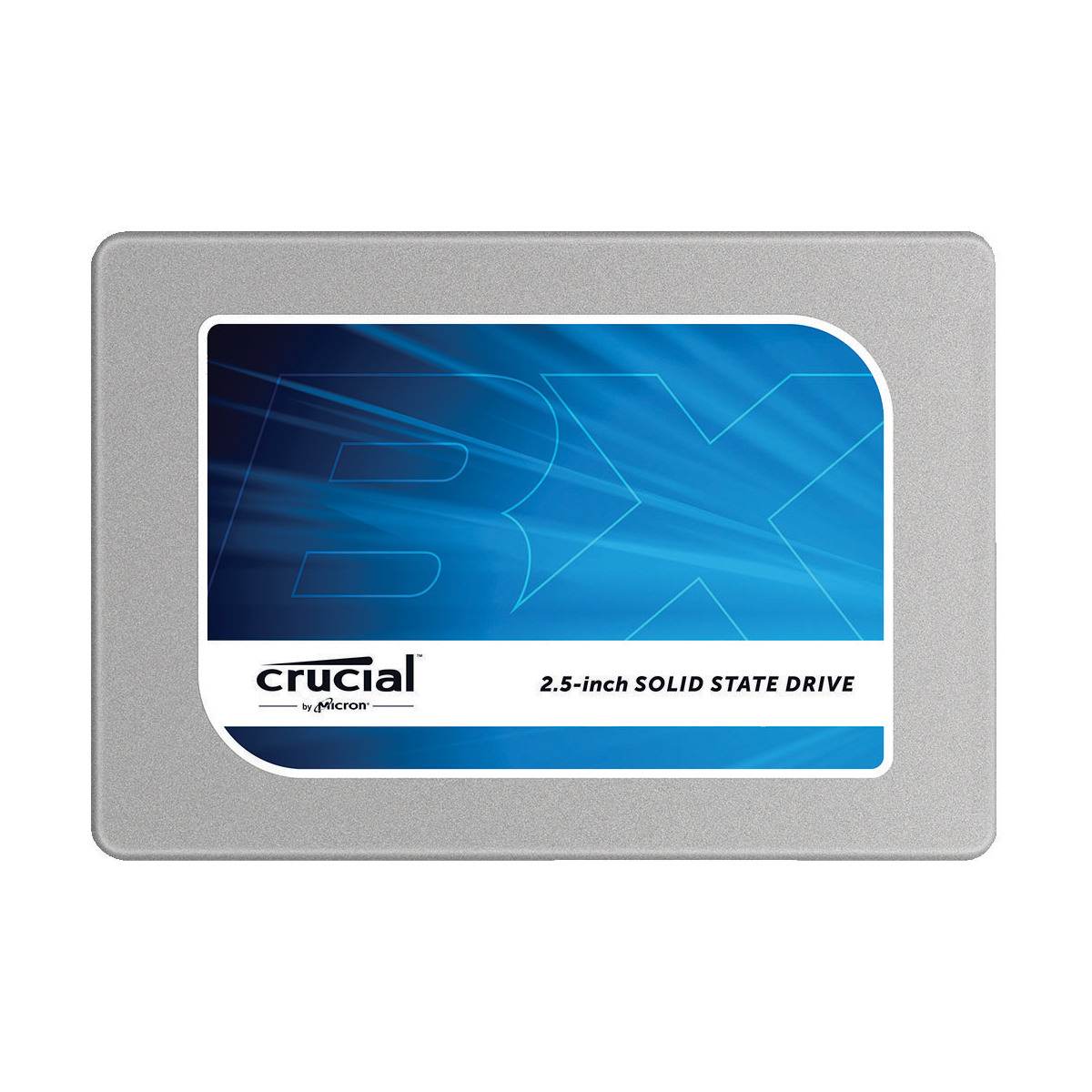 )Crucial BX100 1TB 2.5in SSD
