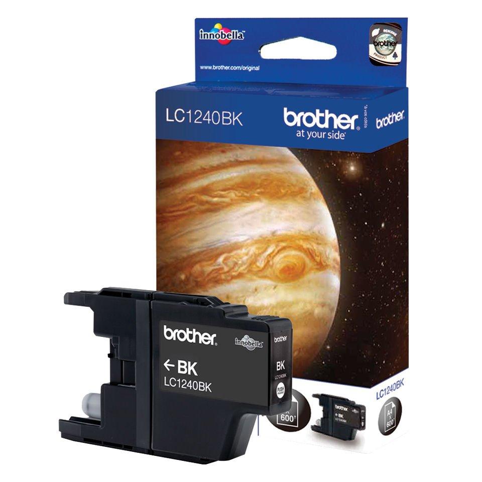 Brother Inkjet Cartridge Black LC1240BK