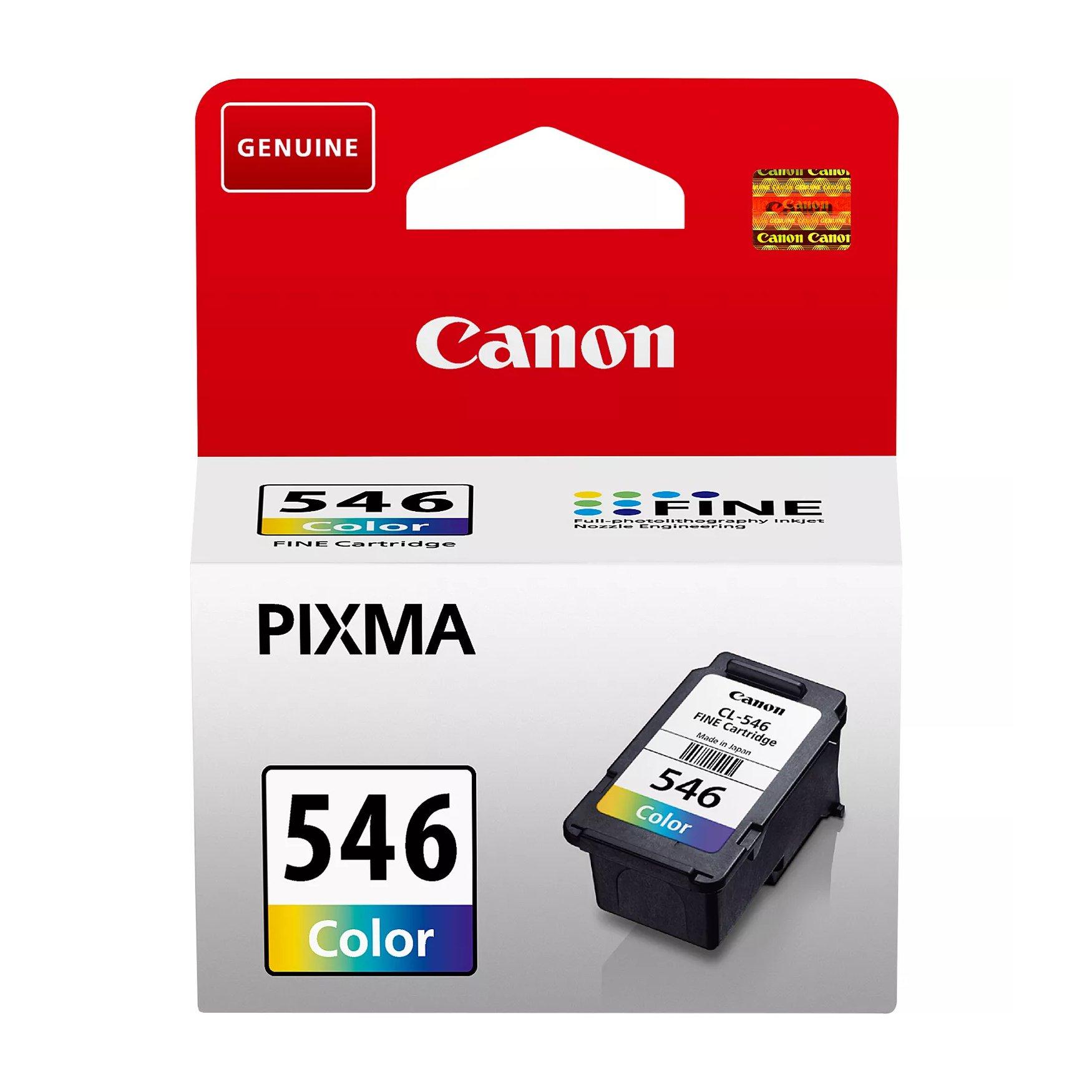 Canon No.546 Inkjet Cartridge Colour CL-546 8289B001