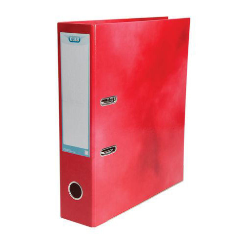 Elba Classy Lever Arch File A4 Red 3for2 Jan12/16