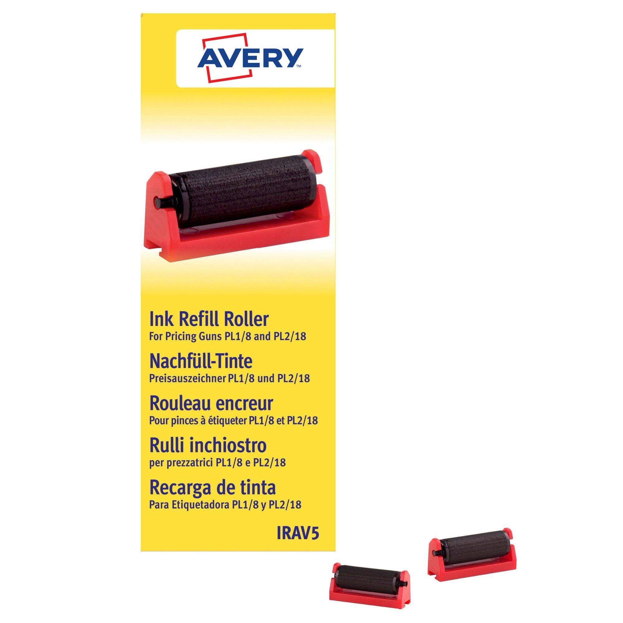 Image for Avery Labelling Gun Ink Refill (5) IRAV5