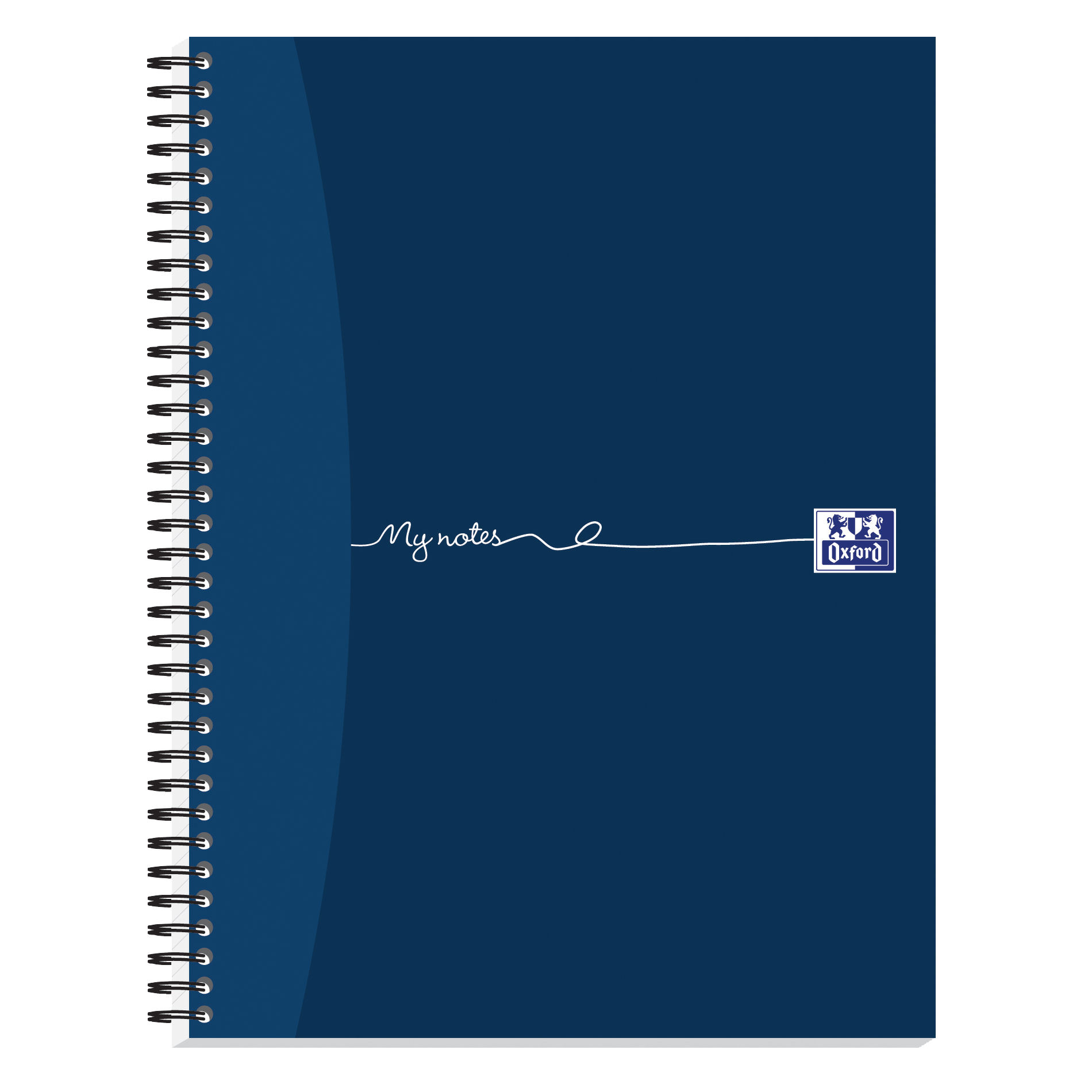 Oxford Business Soft Cover Wirebound Notebook A4+ 200pages 100082373
