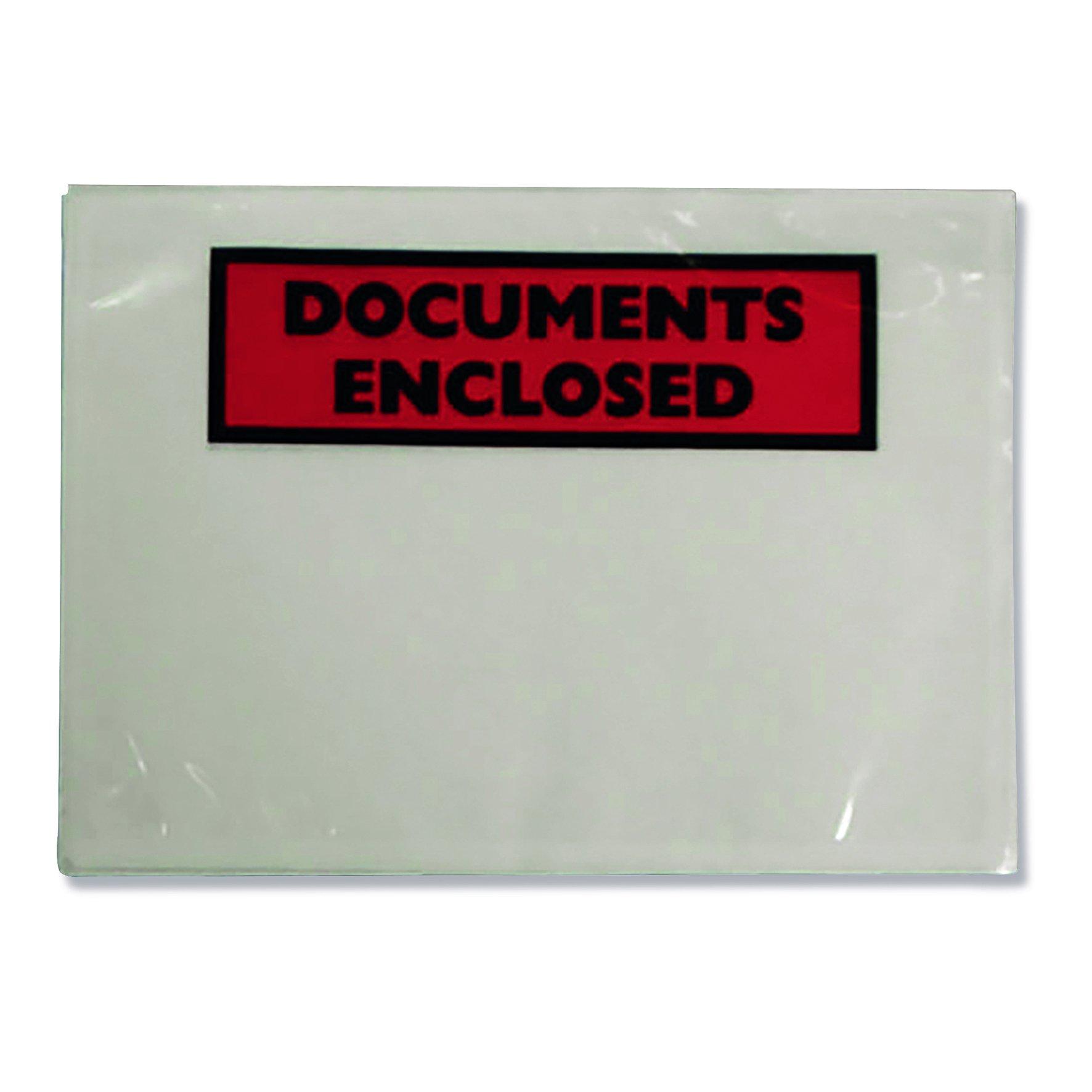 Value Documents Enclosed Envelopes A7 (1000)