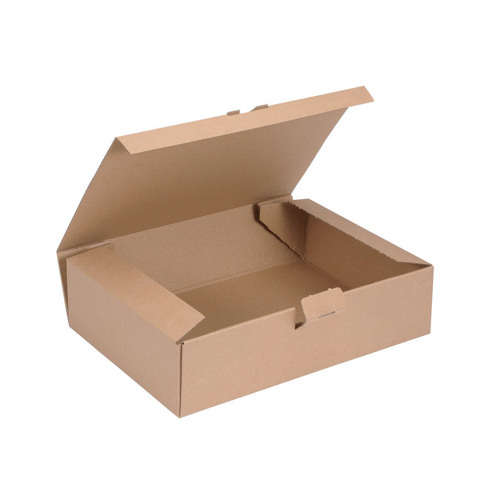 Value Easy Assembly Mailing Box 305x215x80mm Brown (20)