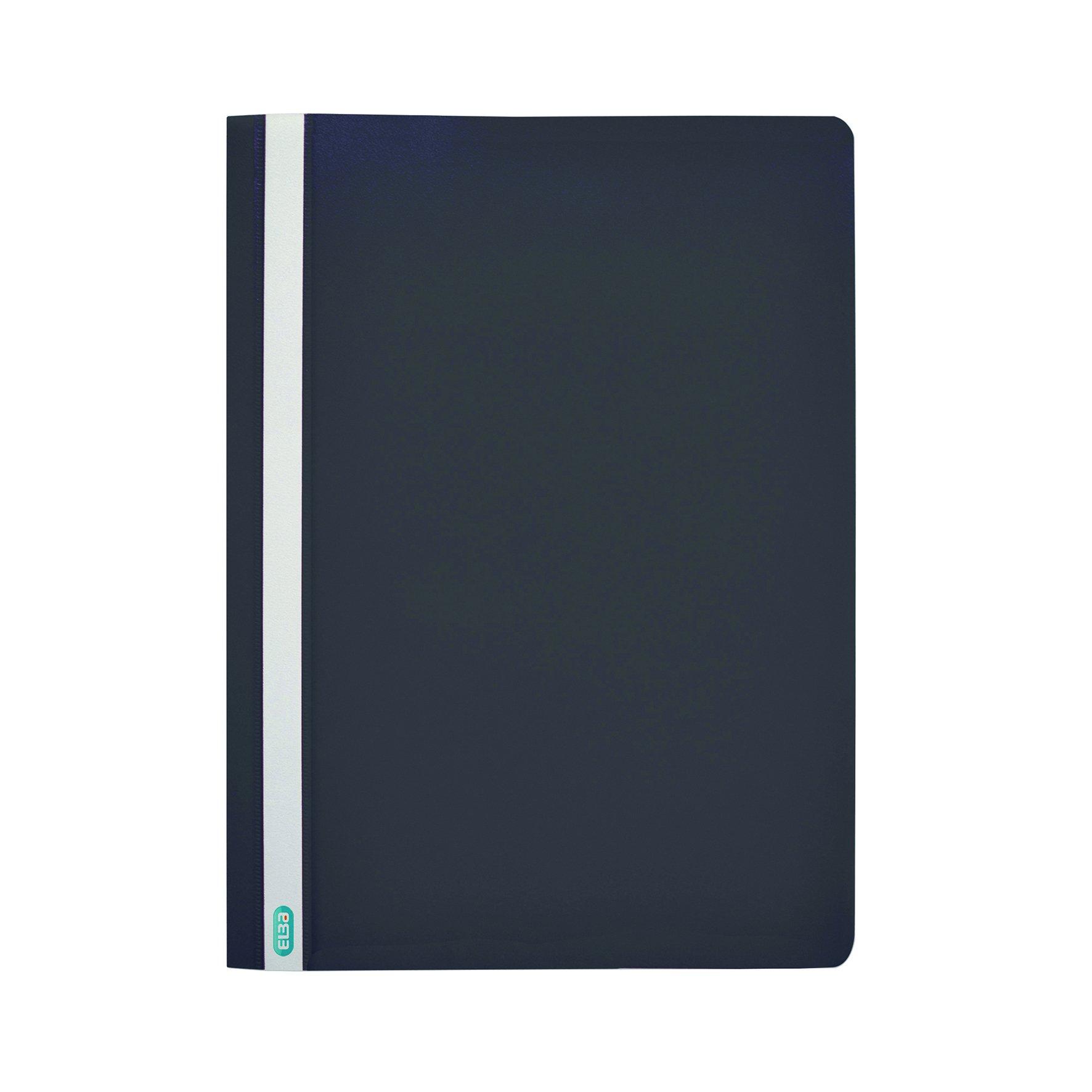 Elba Report Folder A4 Black 400055033