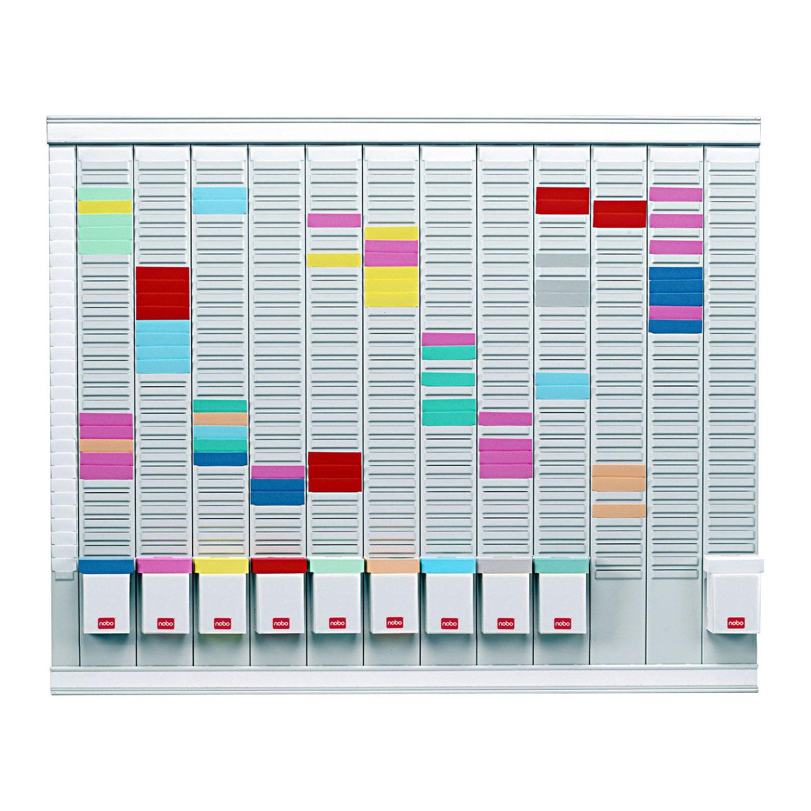 Nobo T-Card Kit 12 Month 3298864