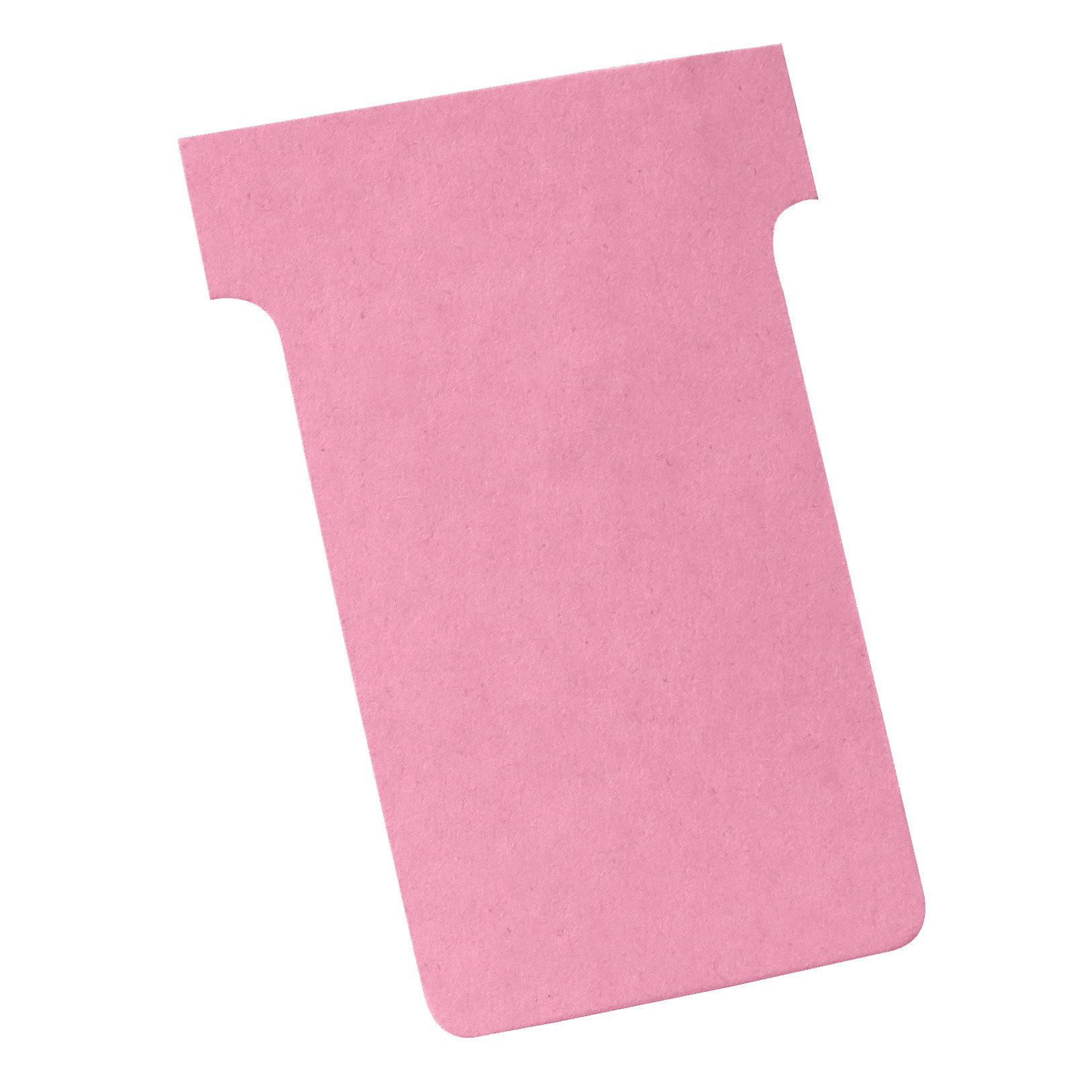 Nobo T-Cards A80 Size 3 Pink (100) 2003008