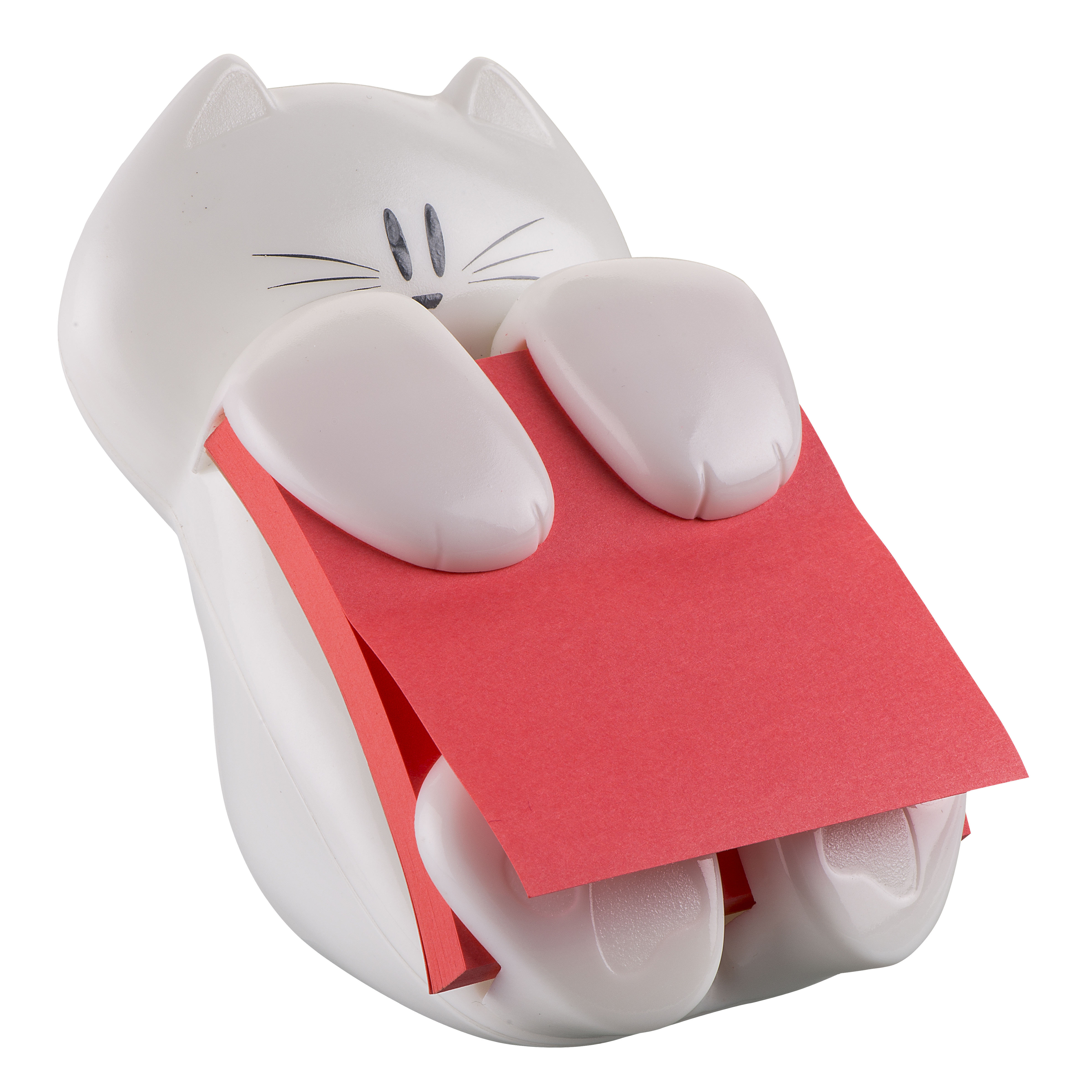 Image for 3M Post-it Z-Note Cat Dispenser 76x76mm CAT-330