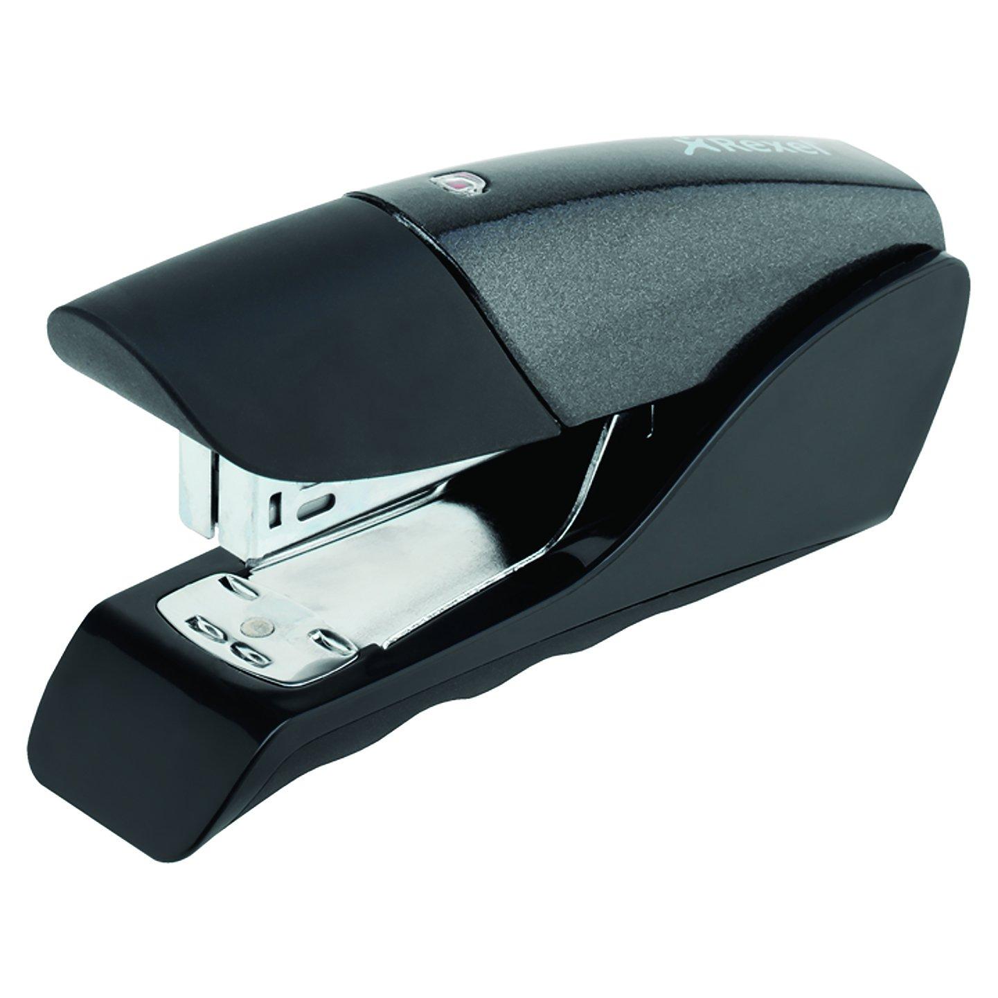 Rexel Gazelle Stapler Black 2100010