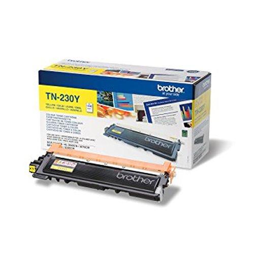 Brother Toner Cartridge Yellow TN230Y