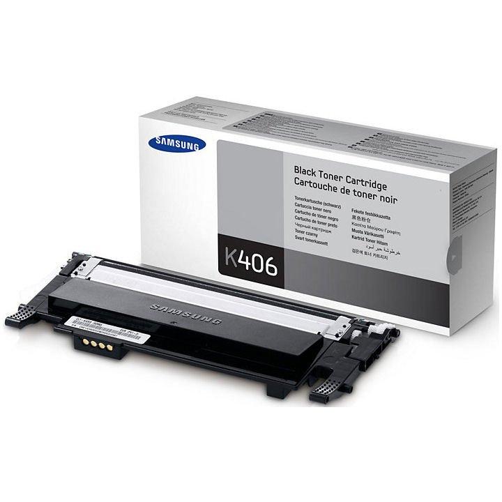 Samsung Laser Toner Cartridge Page Life 1500pp Black Ref CLT-K406S/ELS