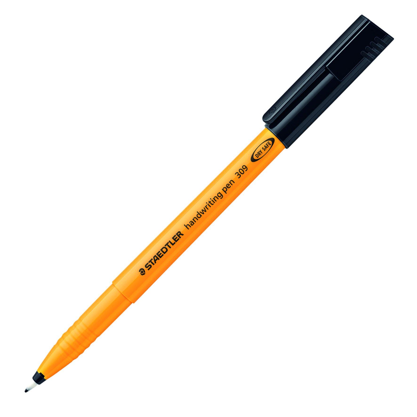 STAEDTLER 309 Handwrite Pen Black 309-9
