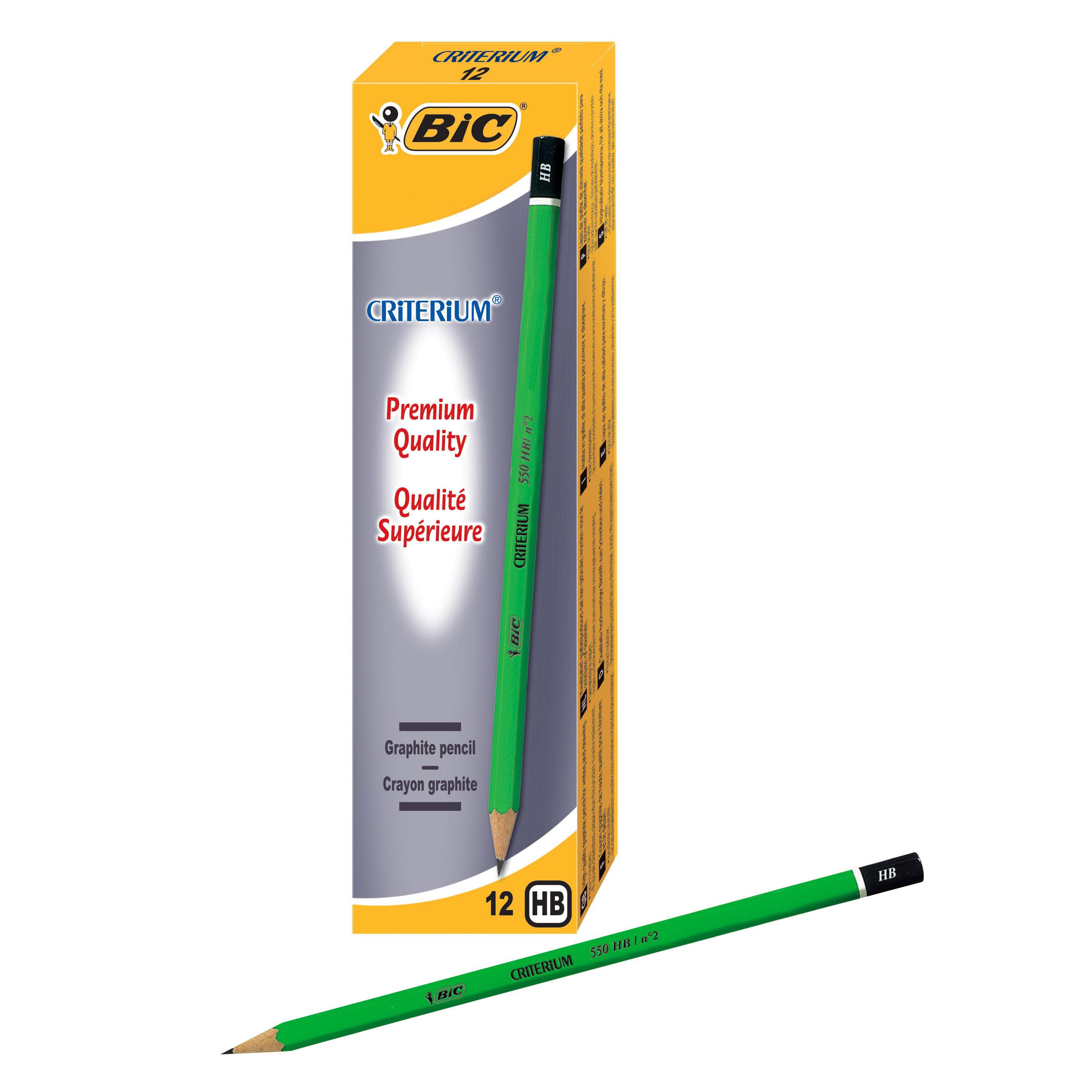 BIC Criterium Pencil HB (12) 857595