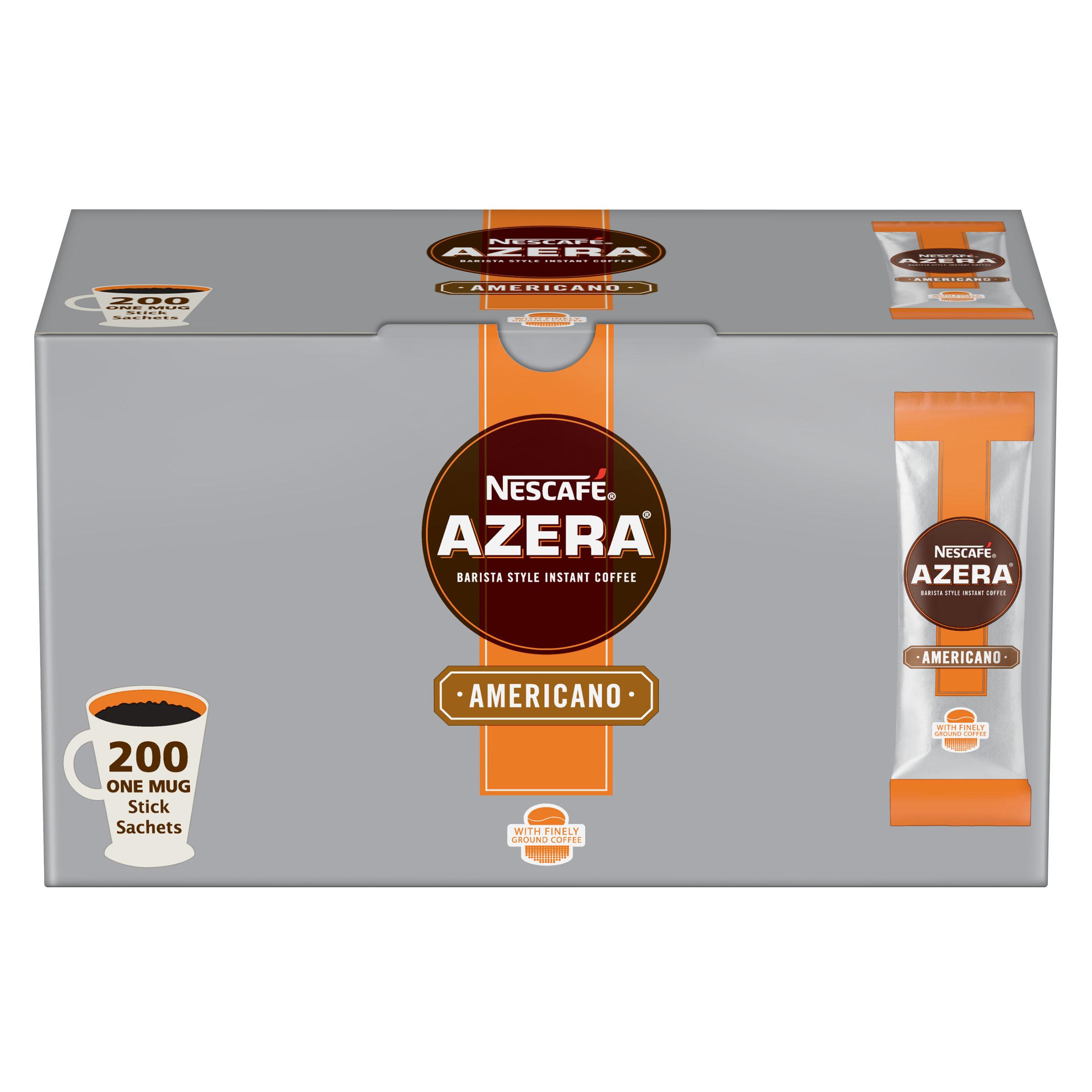 Coffee Nescafe Azera Americano Coffee Sticks 2g (Pack 200)